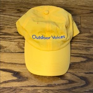Outdoor Voices Baseball Hat